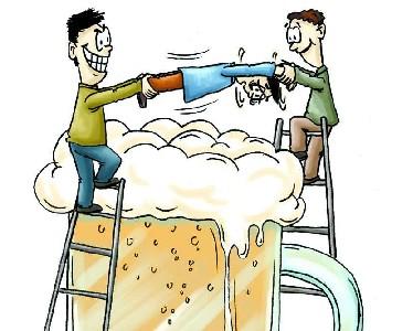商务活动中喝酒的规矩